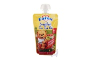 Baby Breakfast On The Go Apple & Oatmeal 6mths + by Farex 120g