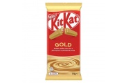 Nestle Kit Kat Gold White Caramel Chocolate 170g