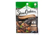 Slow Cookers Recipe Base Beef'n'Mushroom Ragout by McCormick 40g