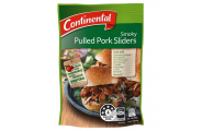 Smoky Pulled Pork Sliders Recipe Base- Continental- 38g
