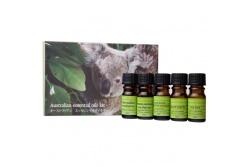 Australian Essential Oils Kit- Perfect Potion- 5ml x5