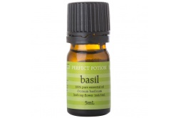 Basil Sweet Essential Oil- Perfect Potion- 5ml