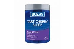 Tart Cherry Sleep- Bioglan- 30 Capsules