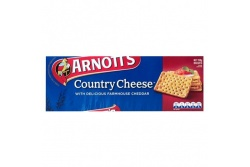Country Cheese Crackers- Arnott's- 250g