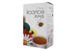 Licorice Zinga Herbal Tea by Morlife 30 Bags