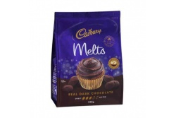Real Dark Chocolate Buttons by Cadbury 250g