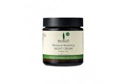 Moisture Restoring Night Cream- Sukin- 120ml