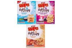 Shapes Light & Crispy Crackers- Arnott's- 120g