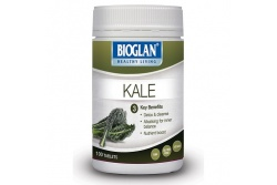 SuperFoods Kale Powder- Bioglan- 100 Tabs