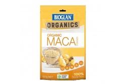 Organics Maca Powder- Bioglan- 50g