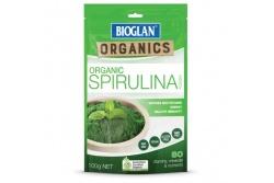 Organics Spirulina Powder- Bioglan- 100g
