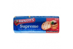 Supreme Crackers- Arnott's- 250g