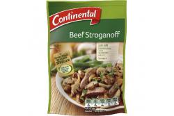 Beef Stroganoff Recipe Base- Continental- 40g
