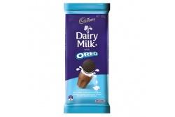 Dairy Milk With Oreo Vanilla- Cadbury- 180g