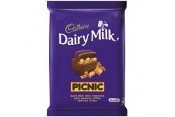 Dairy Milk Picnic Block- Cadbury- 350g