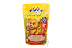 Baby Original Multigrain Cereal 6 months by Farex, 125g