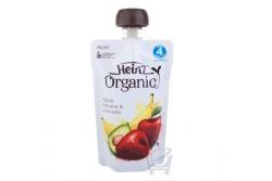 Organic Apple, Banana & Avocado Baby Food 4 Mths Plus by Heinz 120g