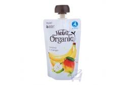 Organic Banana & Mango Infant food 4 Mths+ by Heinz, 120g