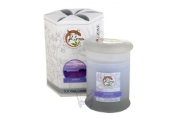 Soy Wax Container Candle (Lavender)- Kirra- 390g