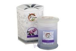 Soy Wax Container Candle (Lilac)- Kirra- 390g
