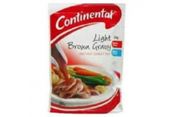 Instant Gravy Mix Light Brown- Continental- 30g Sachet