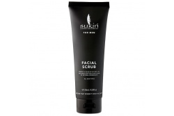 Men's Facial Scrub- Sukin- 125ml