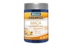 Organic Maca- Bioglan- 100 Capsules