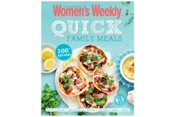 Quick Family Meals by Australian Women's Weekly