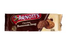 Arnott's Chocolate Butternut Snap Biscuits 200g