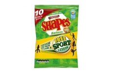 Shapes BBQ Multipack by Arnott's 250g