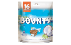 Bounty Fun Pack – Mars Chocolate Australia – 16 Pack