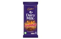 Dairy Milk Crunchie Chocolate  – Cadbury 180g