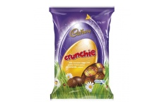 Mini Eggs Crunchie Bag- Cadbury- 125g