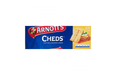 Cheds Crackers- Arnott's- 250g
