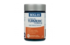 Clinical Turmeric 15,800mg- Bioglan- 30 Tablets