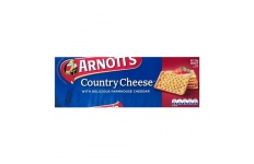 Country Cheese Crackers- Arnott's- 250g