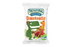 natural confectionery dinosaurs