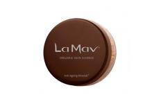 Mineral Foundation SPF 15 + Medium by La mav 8 ml
