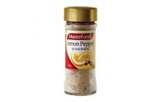 Seasoning Lemon Pepper by MasterFoods 52g