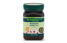 Manuka Honey 8+- MGO200- Australian By Nature