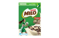 milo duo cereal