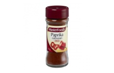 Paprika Ground Mild– MasterFoods 35g