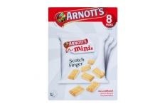 Scotch Finger Minis 8 Pack- Arnott's- 200g