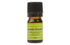Sweet Fennel Essential Oil- Perfect Potion- 5ml