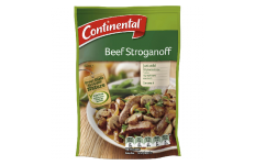 Beef Stroganoff Recipe Base- Continental- 40g