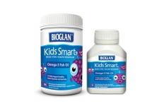 Kids Smart Omega-3 Fish Oil- Bioglan