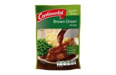 Instant Gravy Mix Brown Onion- Continental- 25g Sachet