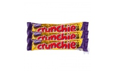 Crunchie Chocolate Bar  by Cadbury 50g