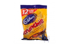 Crunchie Bar Treat Size by Cadbury 216g