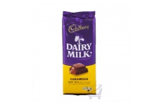 Caramello Chocolate Block  by Cadbury 220g